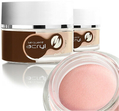 Silcare Sequent Lux Pro Acrylic Powder Cover 12g