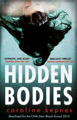 Hidden Bodies Tr by Caroline Kepnes Paperback Book Free Shipping!