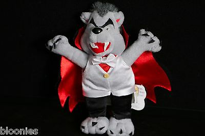 Meanies Grisly Grizzlies Halloween '99 COUNT DRACUBEAR