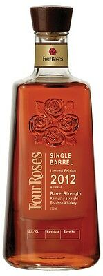 Four Roses 2012 Single Barrel Kentucky Bourbon Whiskey 750ml
