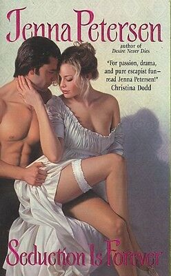 Seduction Is Forever by Jenna Petersen Mass Market Paperback Book (English)