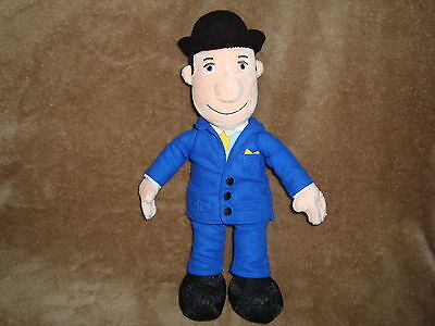 "RBC ARBIE collector plush doll 13"" tall 2010 Royal Bank Of Canada"