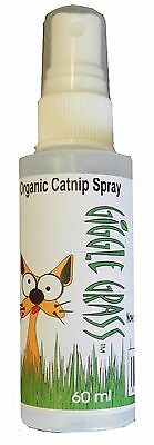 Giggle Grass Catnip Spray 100% Organic Catnip **made In Canada*