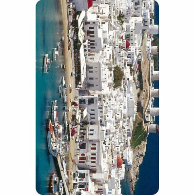 NEW Personalised Luggage Tag - Mykonos from Gogo Gear Travel Accesssories