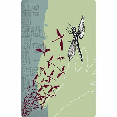 NEW Personalised Luggage Tag - Dragonfly from Gogo Gear Travel Accesssories