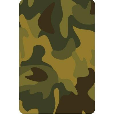 NEW Personalised Luggage Tag - Camo from Gogo Gear Travel Accesssories