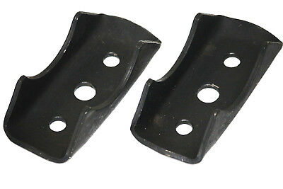 """Weld On Leaf Spring Perch Pad 3"""" Axle Tube Housing Ford 8"""" 9"""" Chevy 10 12 Bolt"""