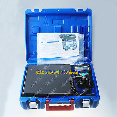 New Electronic Refrigerant Charging Scale Kit RCS-7040 9VDC