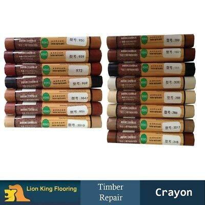 Laminate Floor /Timber Floor/ Laminate Flooring/ Furniture Touch Up Wax Crayon