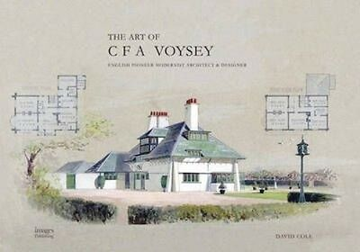 Art of Cfa Voysey by David Cole Hardcover Book (English)