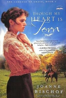 Though My Heart Is Torn by Joanne Bischof Paperback Book (English)