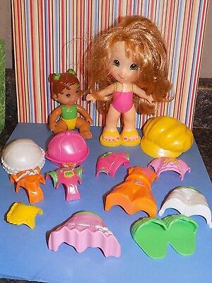 Fisher Price Snap N Style Lot 2 with loads of clothes