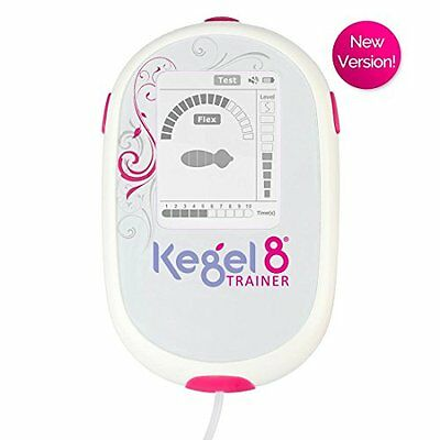 Kegel8® Trainer - Interactive Pelvic Exerciser with Squeeze Scale Strength
