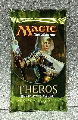 Magic The Gathering Bustina Theros 15 Card Booster Italia A