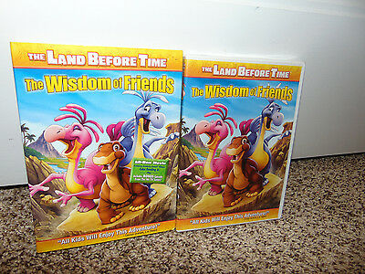 The Land Before Time Xiii The Wisdom Of Friends