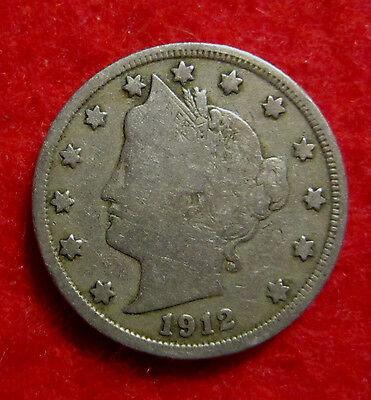 1912-P Liberty Nickel #2000320 CLEARANCE ! Gone when gone!