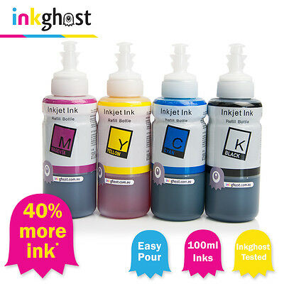 Trend Ink compatible with Epson EcoTank - ET-2500 ET-2550 ET-4500 T6641 to T6644