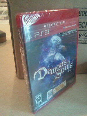 Demon's Souls New Sony Playstation 3 Ps3 Game