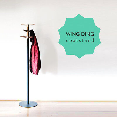 Coat Stand - Wing Ding- Hand Made Designs from South Australia