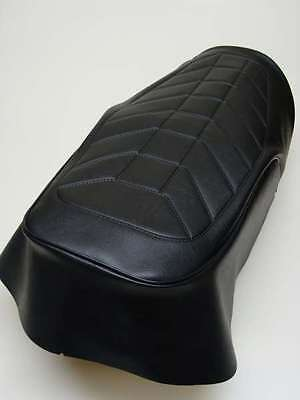 Motorcycle seat cover - Honda CB250 & CB400N Superdream