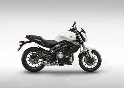New Benelli Bn302 Motorcycle