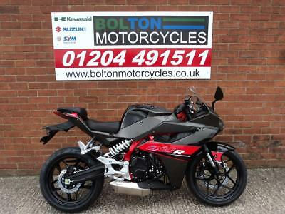 New Pre Registered Hyosung Gd250R Motorcycle