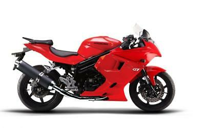 New Hyosung Gt650R Motorcycle