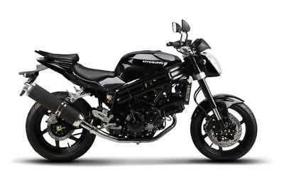 New Hyosung Gt650P Motorcycle