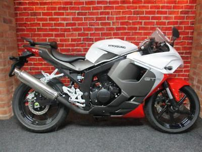 Hyosung Gt125R New Choice Of Colours