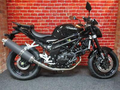 Hyosung Gt 650 P Brand New For 2015