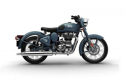 Royal Enfield Camouflage Squadron Blue