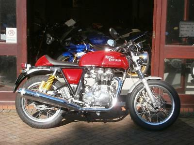 Royal Enfield Gt Cafe Racer, 8.9 Apr Finance Available.