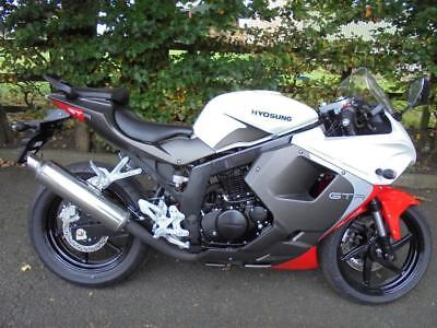 Hyosung Gt125R Now In Stock At Kjm Superbikes.