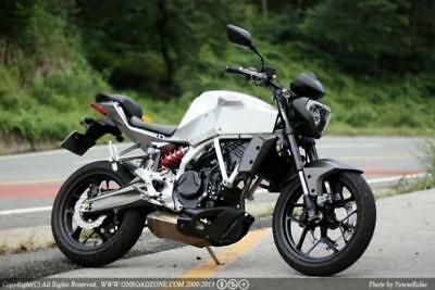Hyosung Gd250N, Available At Kjm Superbikes.