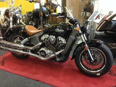 Indian Scout Brand Nw 2016 Model Pre Reg 66 Plate