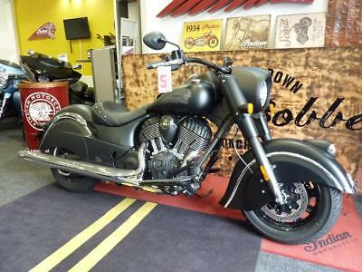 INDIAN CHIEF DARK HORSE BRAND NW 2017 MODEL for 2018 REG