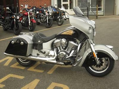 Indian Chieftain Brand Nw 2017 Model Managers Special