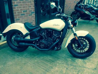 Indian Scout Sixty 5 Years Warranty Brand Nw 66 Reg
