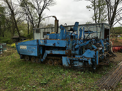 Barber Greene SA-145 , Paver Extend-A-Mat   Run And Operates