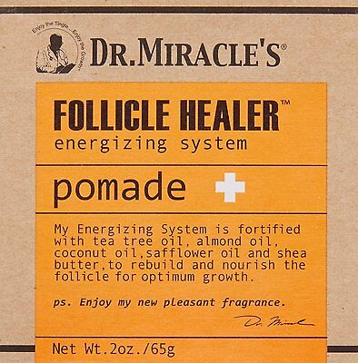 Dr. Miracles Follicle Healer Pomade Energizing System 60 ml