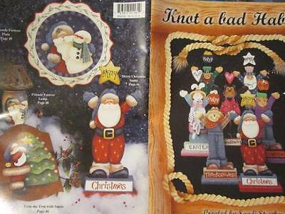 Knot A Bad Habit Painting Book-Strecker-Halloween/Easter/Christmas/Valentines/St