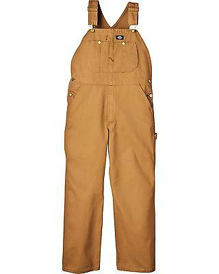 Dickies Men's Duck Bib Overalls - DB100RBD