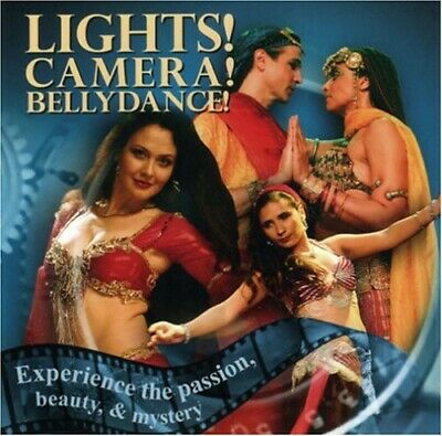 Lights Camera Bellydance-Experience Passion (CD Used Very Good)