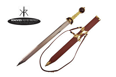 "38"" Fantasy Historical Roman Gladiator Sword Gladius Thanksgiving Xmas Gift"
