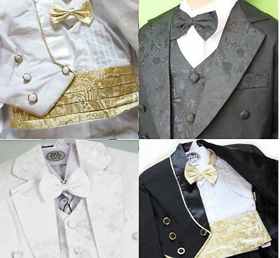 5 Piece COMMUNION Children Suit Celebration Christening - SIZE 74-98