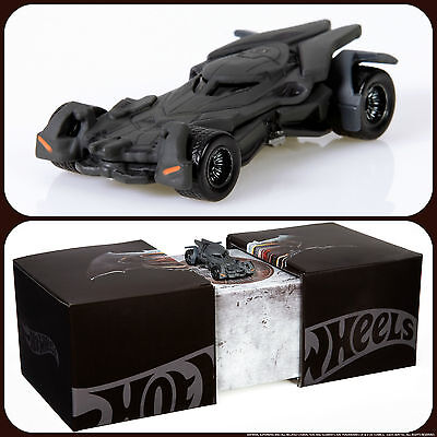 SDCC 2015 - Hot Wheels Batman vs Superman Batmobile - Brand New