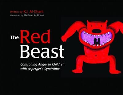 The Red Beast by K.I. Al-Ghani Hardcover Book (English)