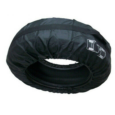 """4x Car Spare Wheel Tyre Protection Tire Storage Bag 16""""-19"""" Carry Tote Cover Pad"""