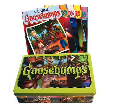 Goosebumps Retro Scream Collection by R.L. Stine Boxed Set Book (English)