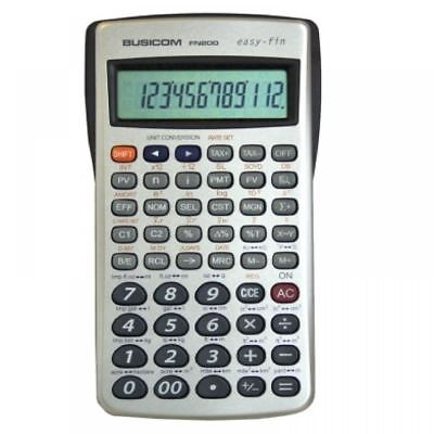 Busicom Scientific Calculator Big Display Financial Business Office School FN200